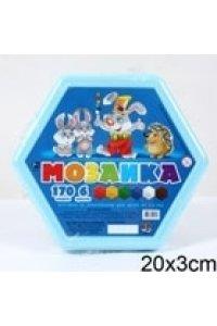 Мозаика шестигранная 170 эл арт.00958