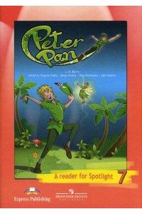Английский в фокусе (Spotlight). 7 класс. Книга для чтения Питэр Пэн