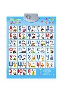 Звуковой плакат. Говорящая азбука