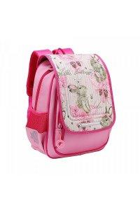 RA-977-2 Рюкзак школьный (/1 розовый; 10115070/141118/0070674, КИТАЙ )