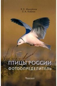 Михайлов К.Е. Птицы России. Фотоопределитель.