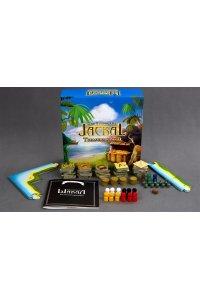 Настольная игра MAGELLAN MAG00404 Шакал: Остров сокровищ