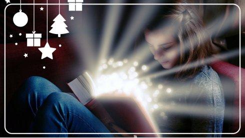 Читаем под новогодней ёлкой!